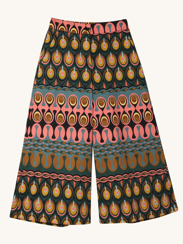 Coulette Wide Leg Pants