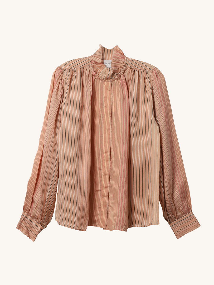 Blush Stripe Shirt