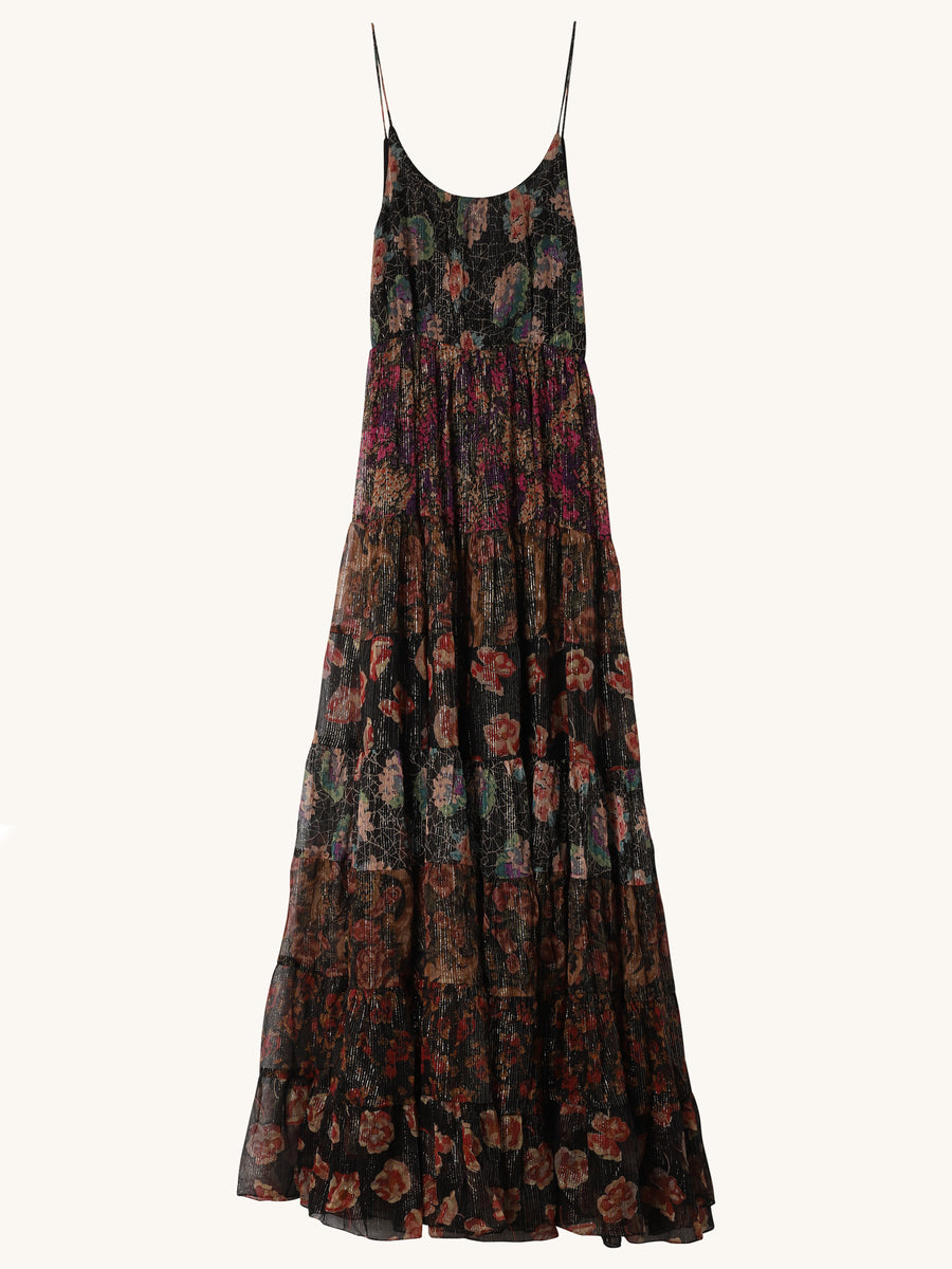Floral Fabuleuse Dress