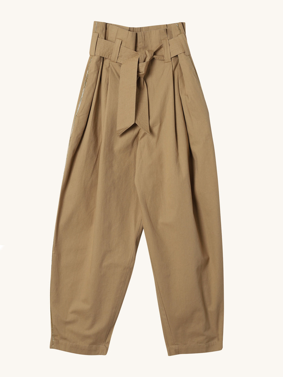 Kala Pants in Beige
