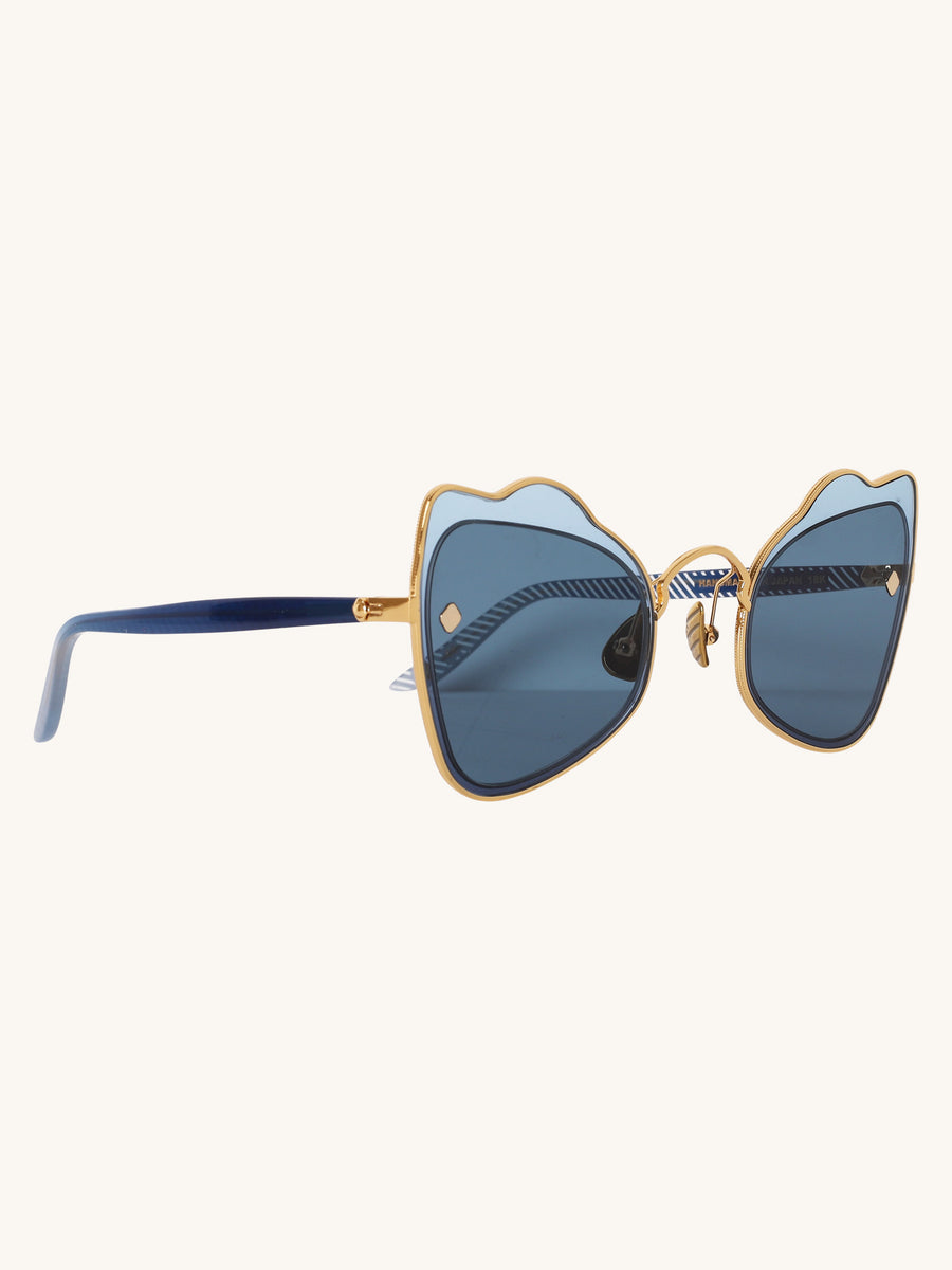 Odyssey Sunglasses in True Blue