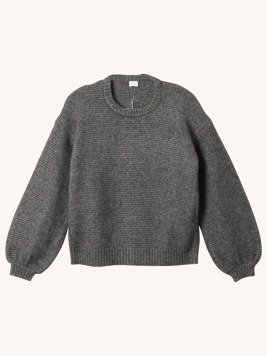 Metallic Cashmere Sweater