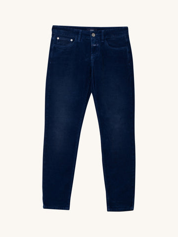 Baker Cord Pants in Japenese Blue