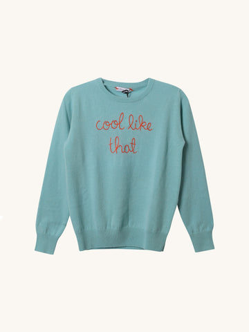 """Cool Like That"" Sweater"