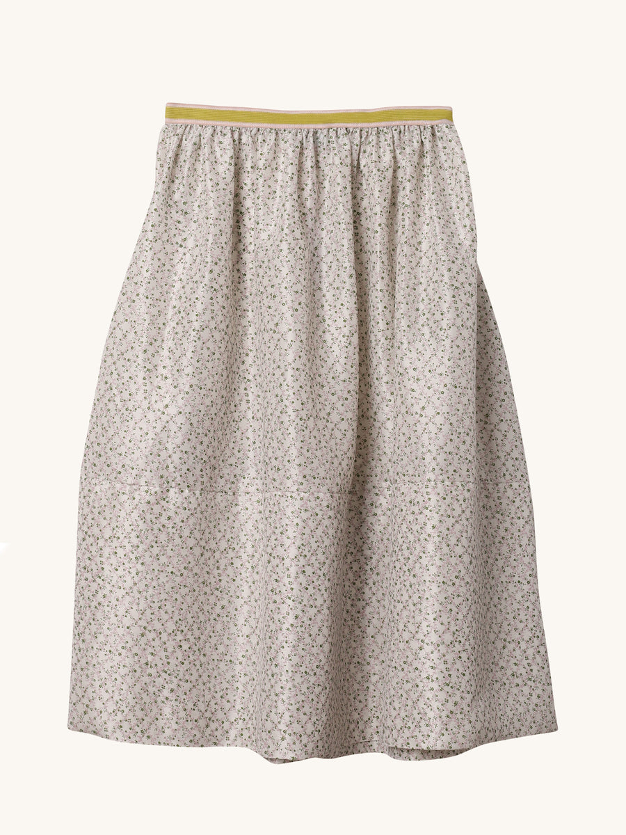 Light Pink Trellis Kloe Skirt