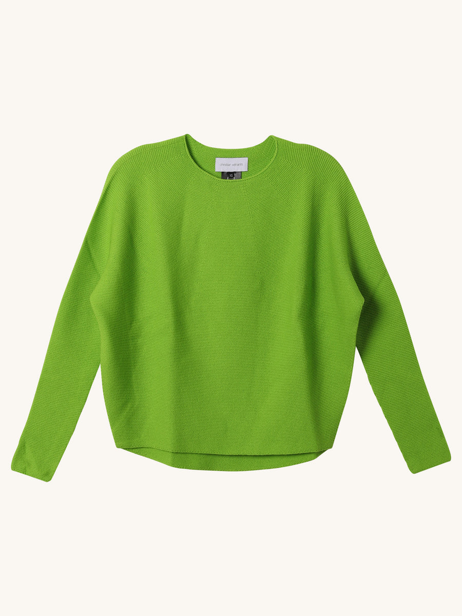 Kopa Sweater in Lime