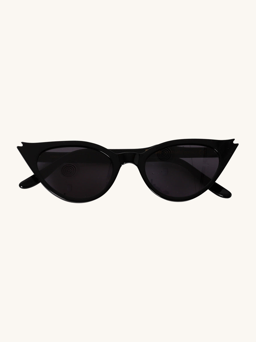 Isabella Sunglasses in Black