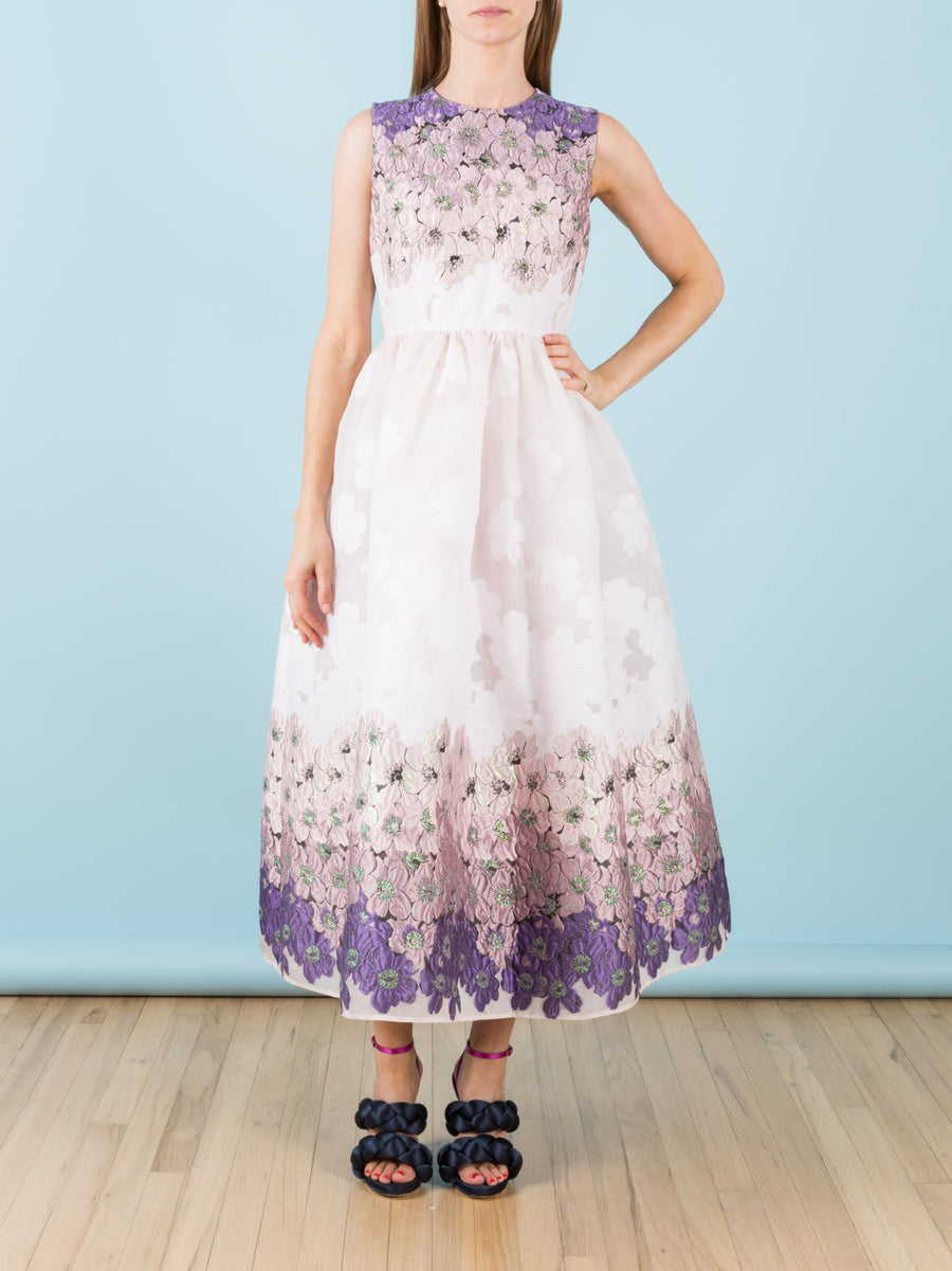 Beau Gown in Lilac