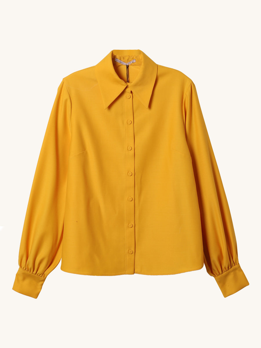 Petula Blouse in Yellow
