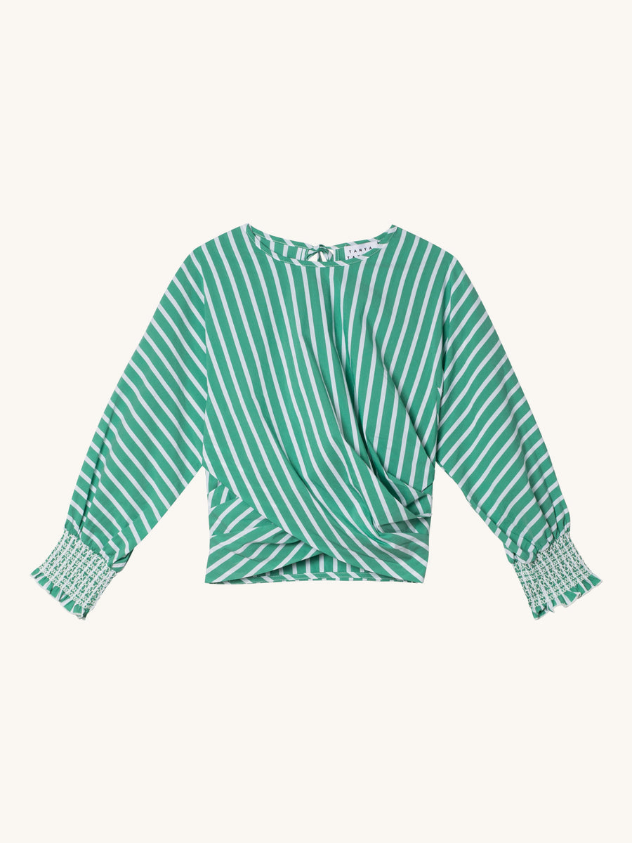 Chioma Top in Green