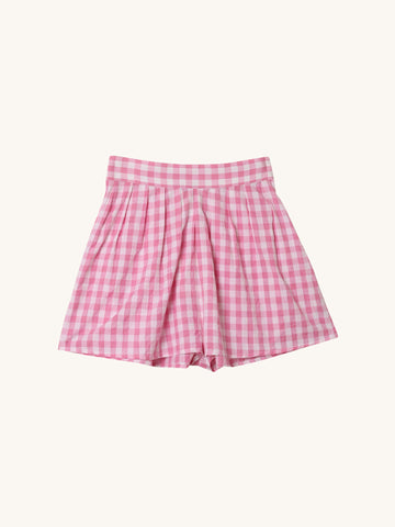 Annex Pleated Shorts
