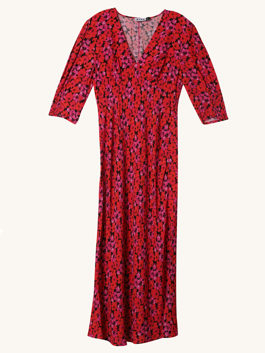Mystic Bloom Zadie Dress