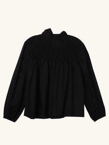 Paveley Top in Black