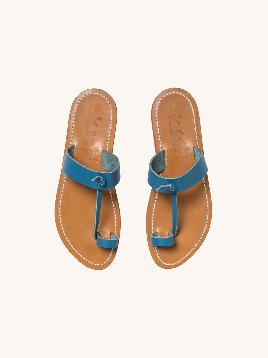 Ganges Sandal in Indigo