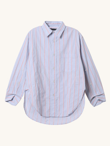 Stripe Kayla Shirt