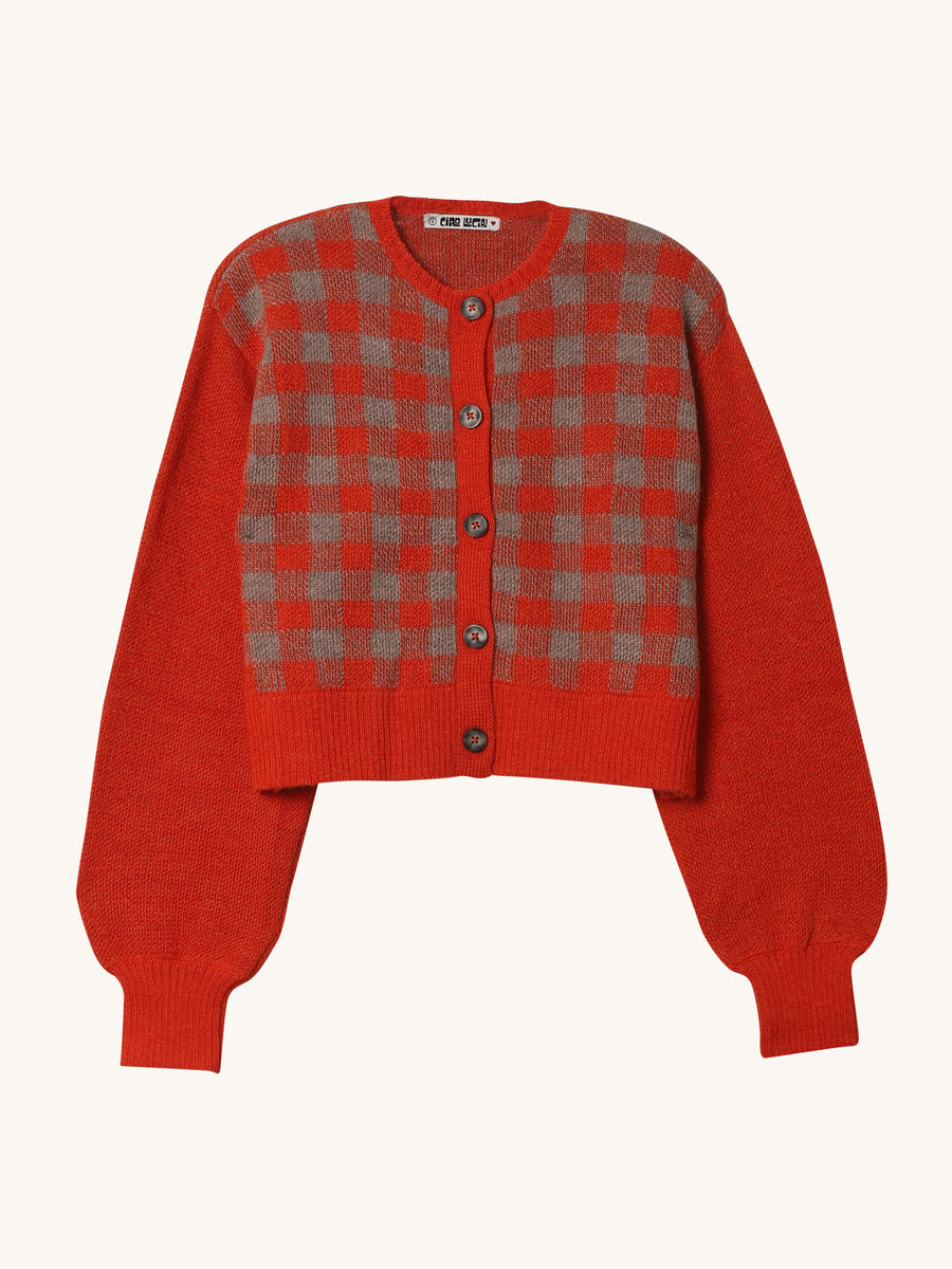 Varese Sweater in Orange