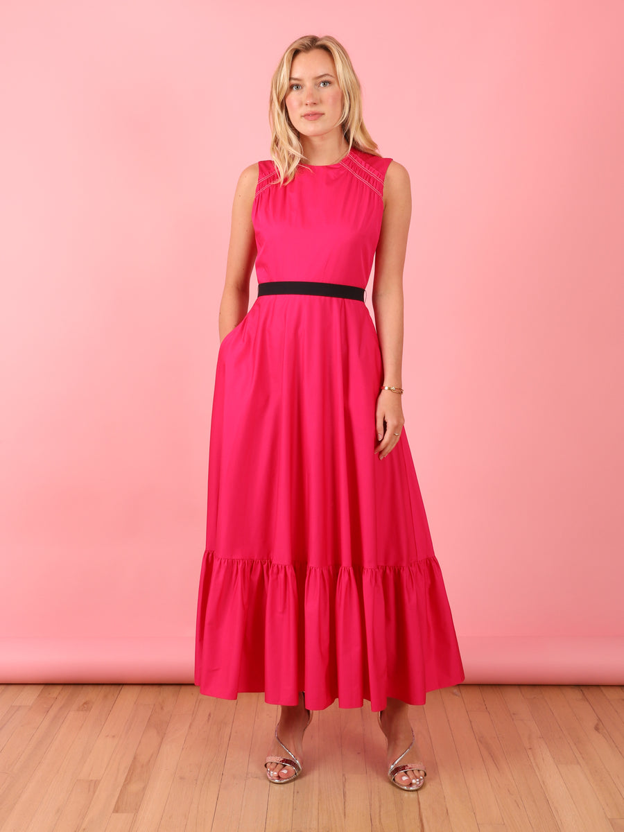 French Pink Blaise Dress