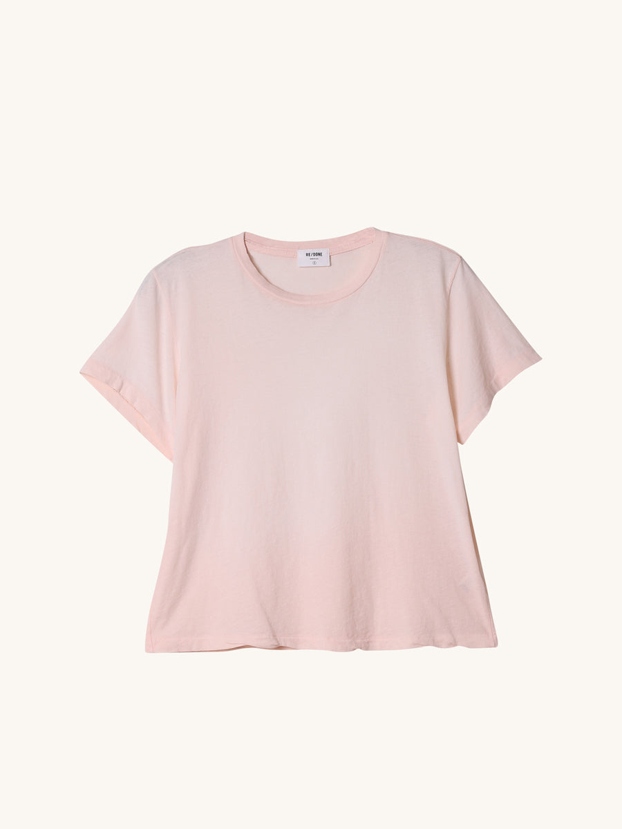 Classic Sunfaded Tee in Pink