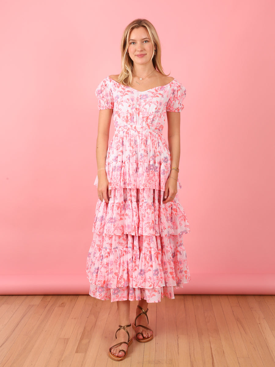 Visconti Voile Dress