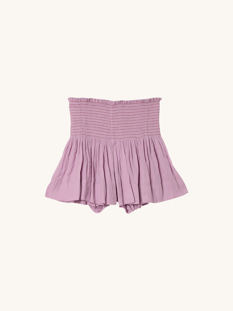 Erica Skirt in Lilac Python