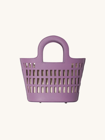Purple Colmado Bag