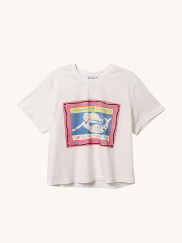 Mermaid Postcard Ria Tee