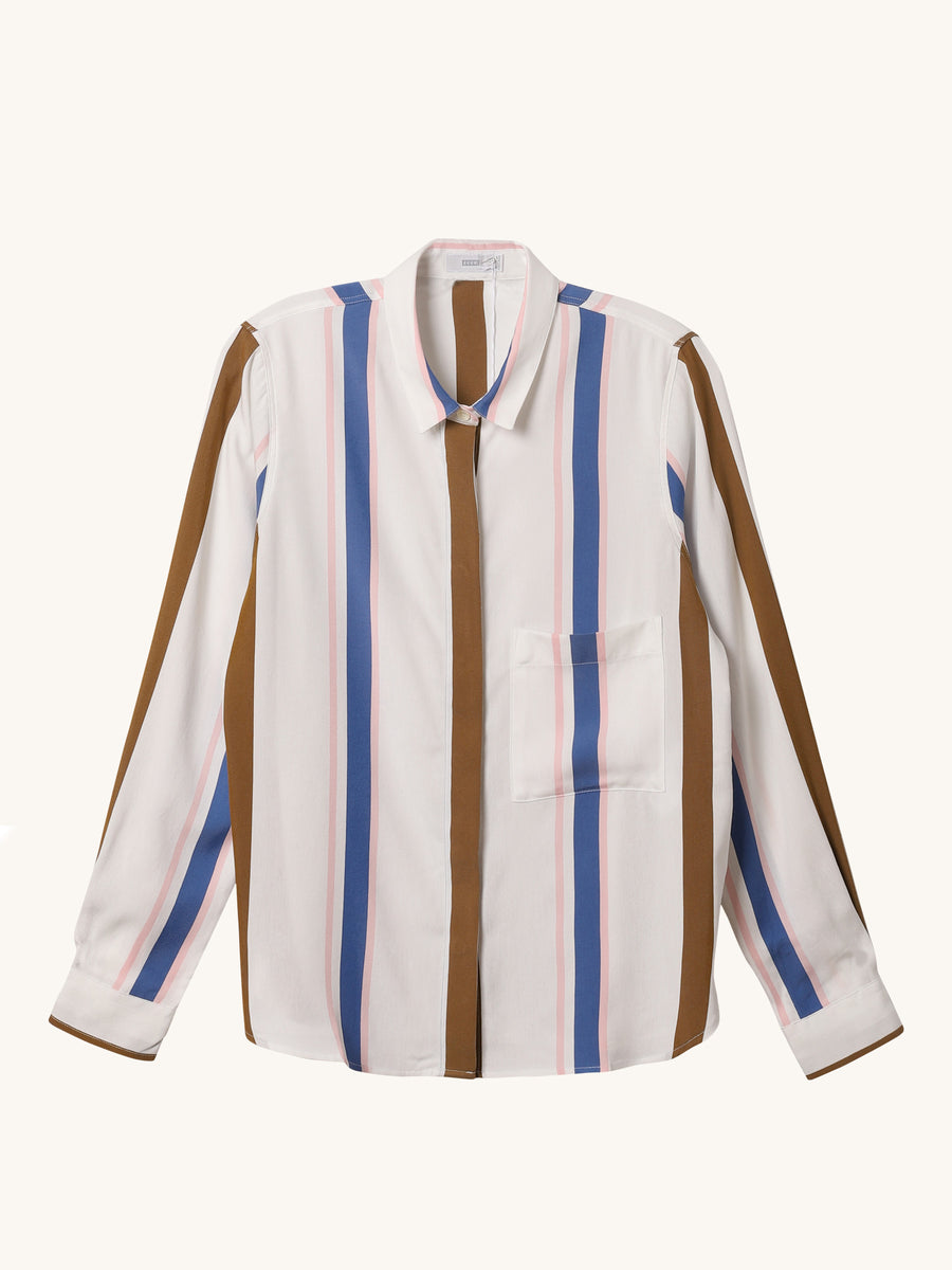 Hailey Stripe Shirt