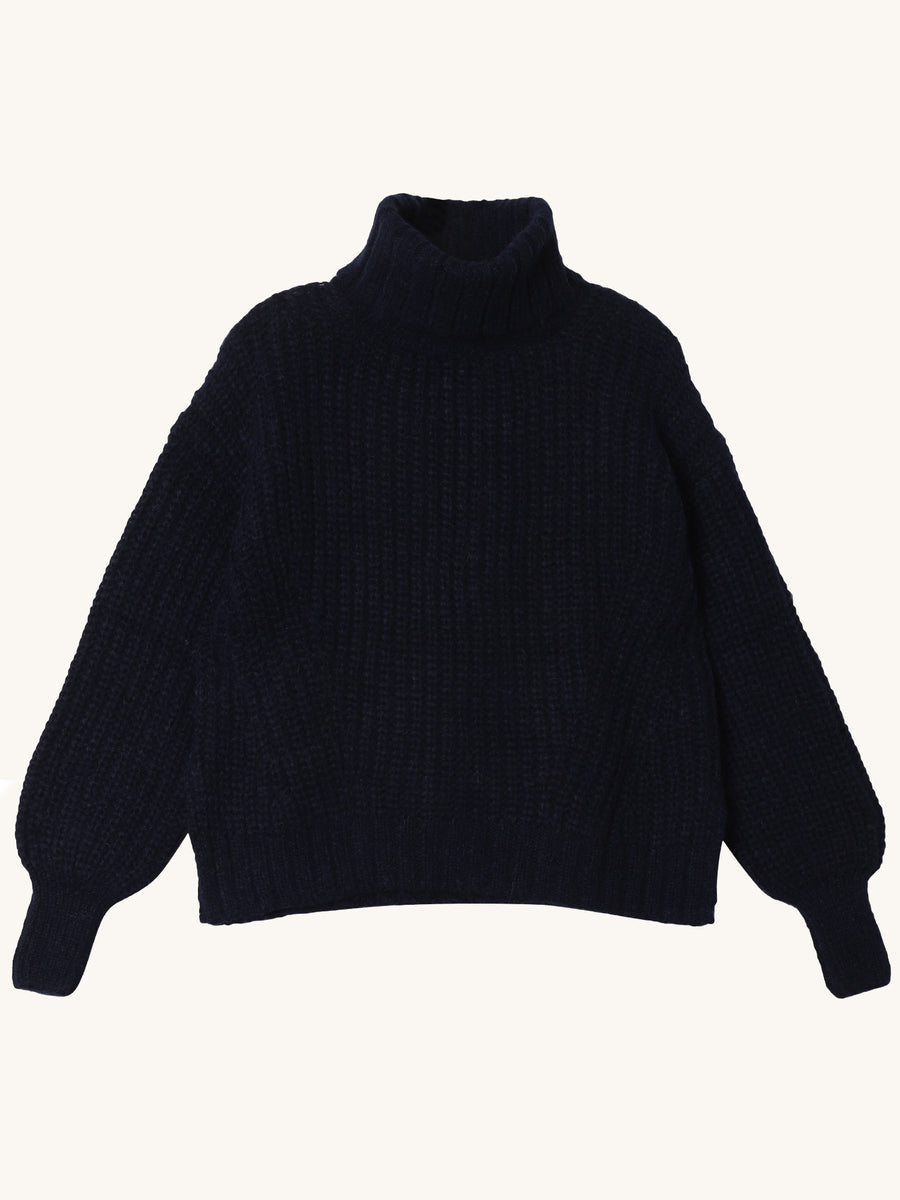 Ali Sweater in Navy