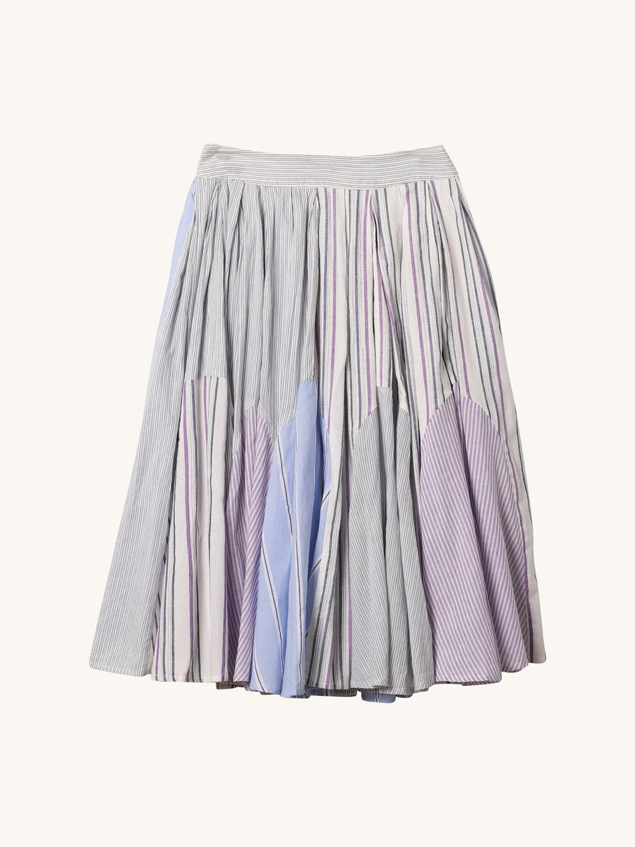 Stripe Gitane Skirt