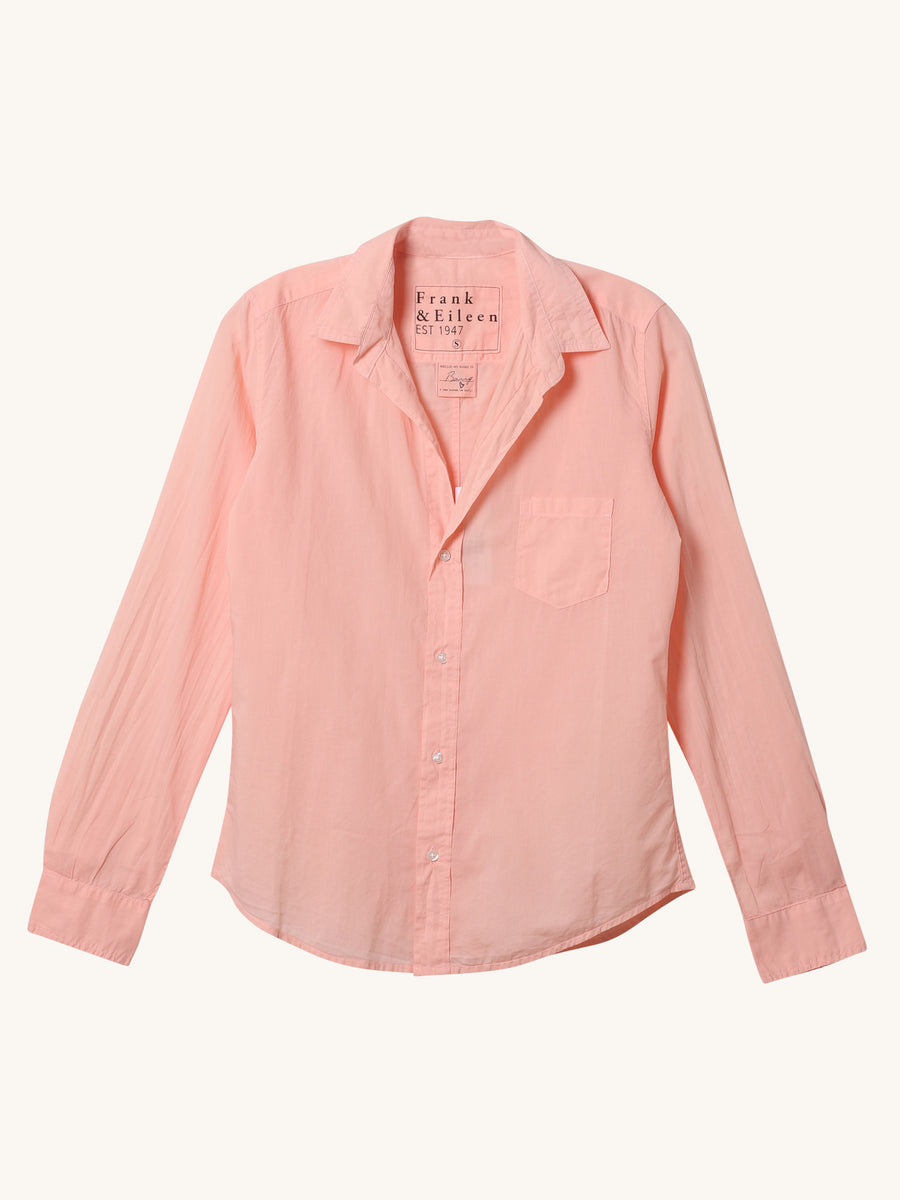 Nectarine Voile Barry Shirt