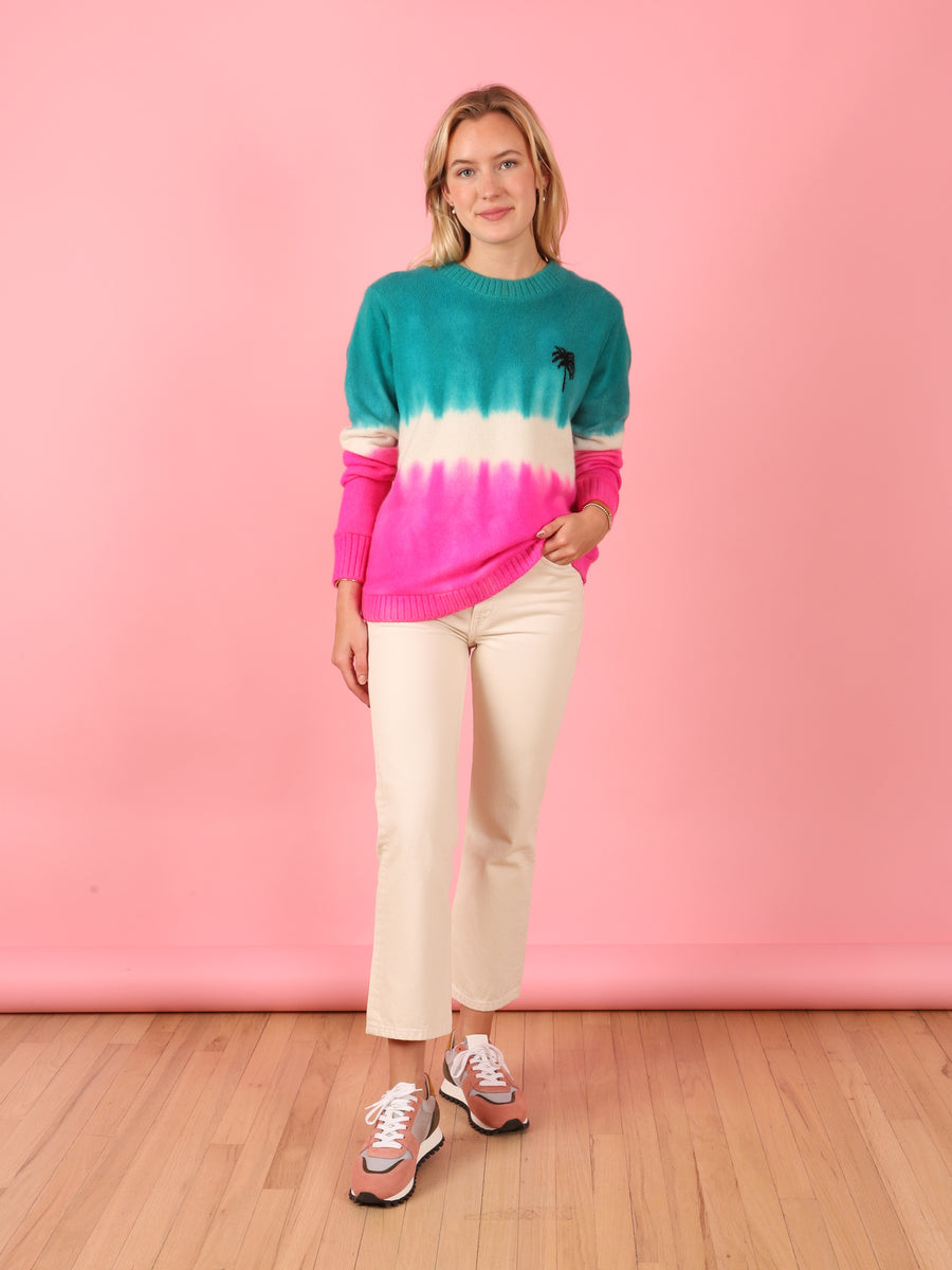 Palm Tree Knit