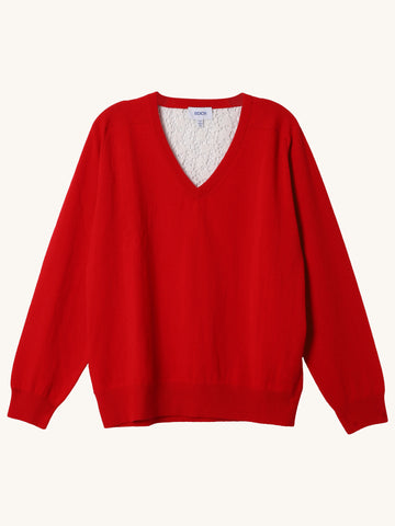 Pete Sweater in Red
