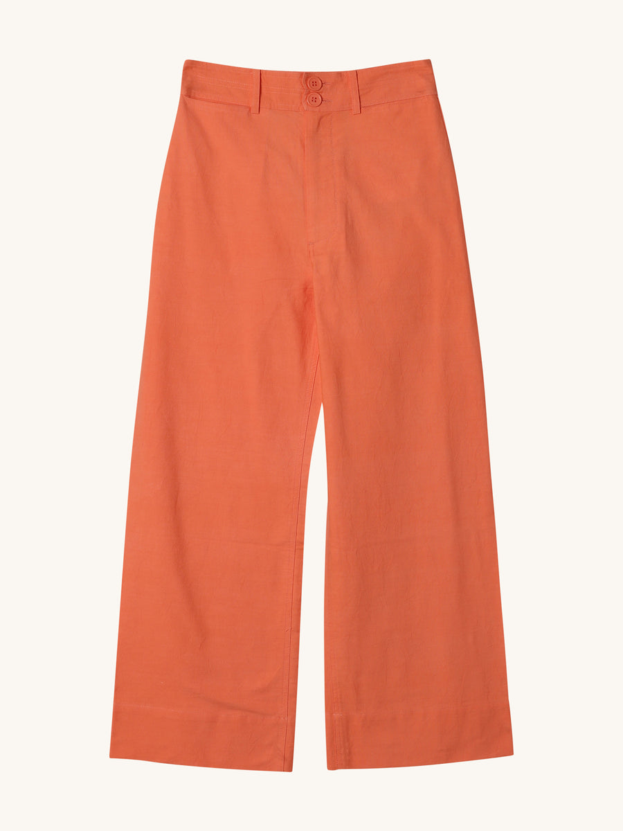Merida Pant in Melon