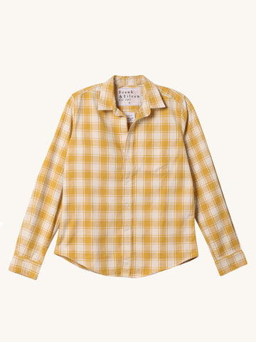 Plaid Twill Barry Shirt