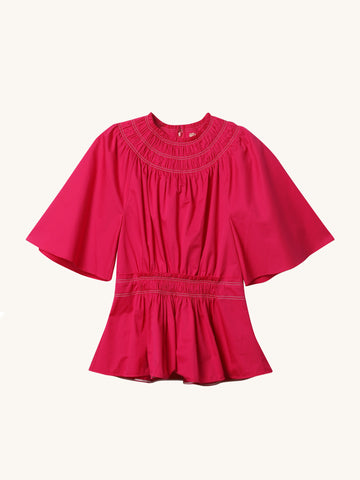 Lima Top in French Pink