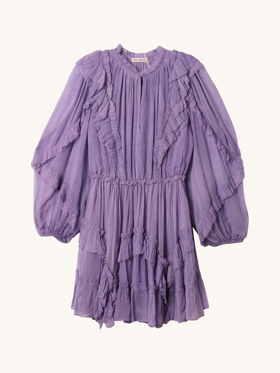 Aberdeen Dress in Lavender
