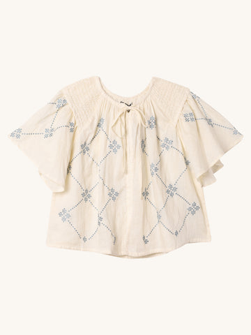 Oliver Daily Top in Cream