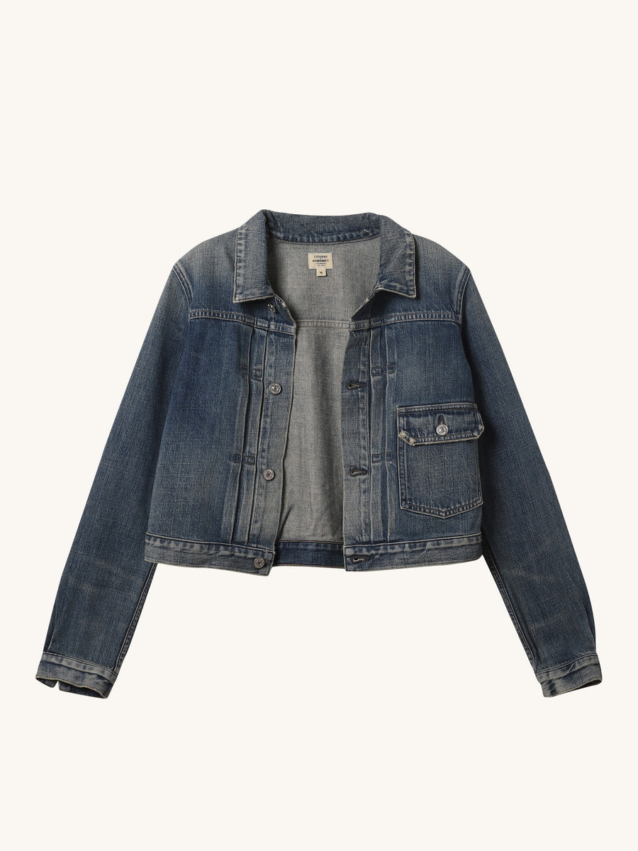 Logan Denim Jacket
