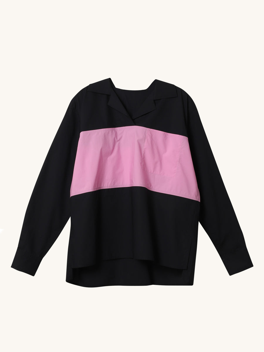 Bond Contrast Block Top