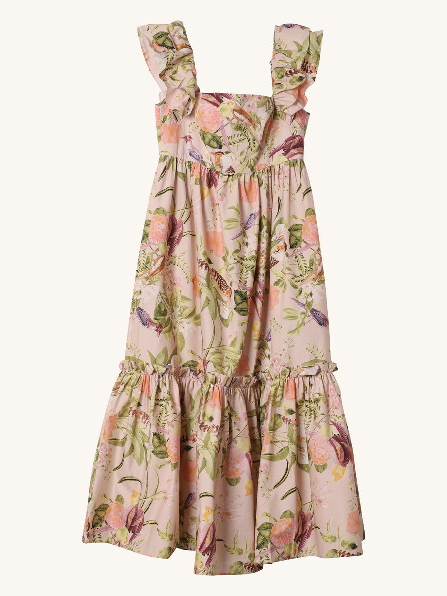 Darby Birds Dress