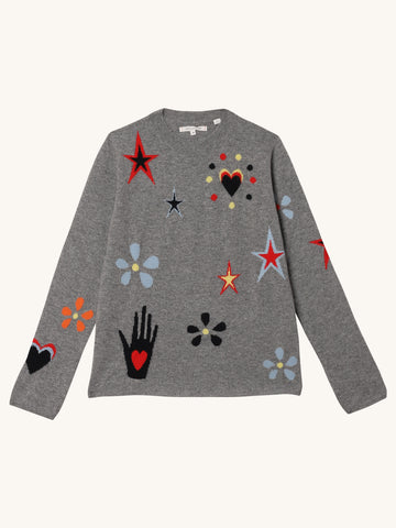All Over Milagro Sweater