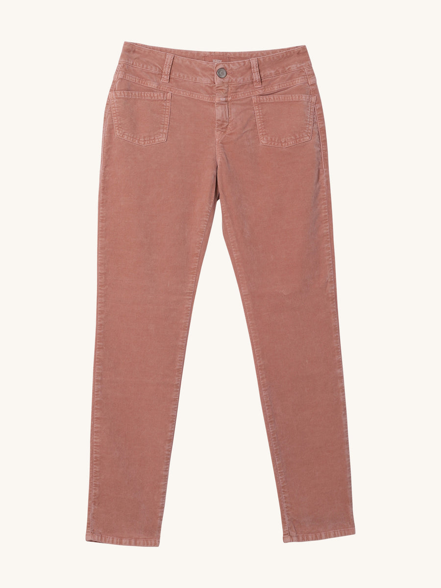 Pedal-X Pants in Pink