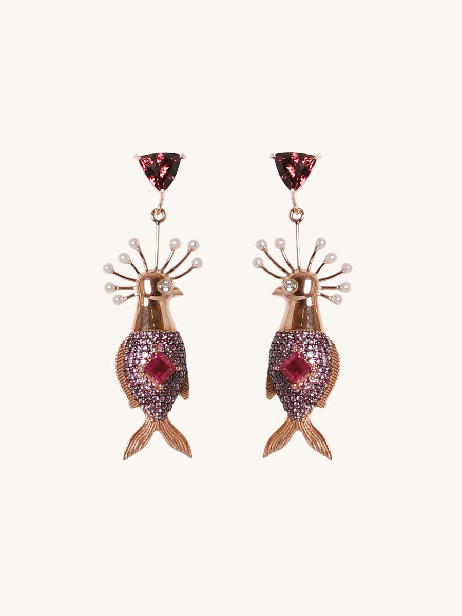 Alebrije Earrings