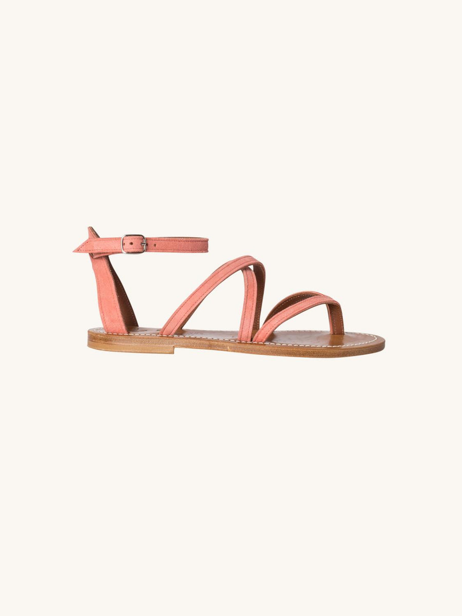 Epicure Sandal in Camelia