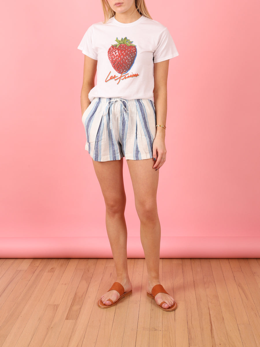 Stripe Lone Short