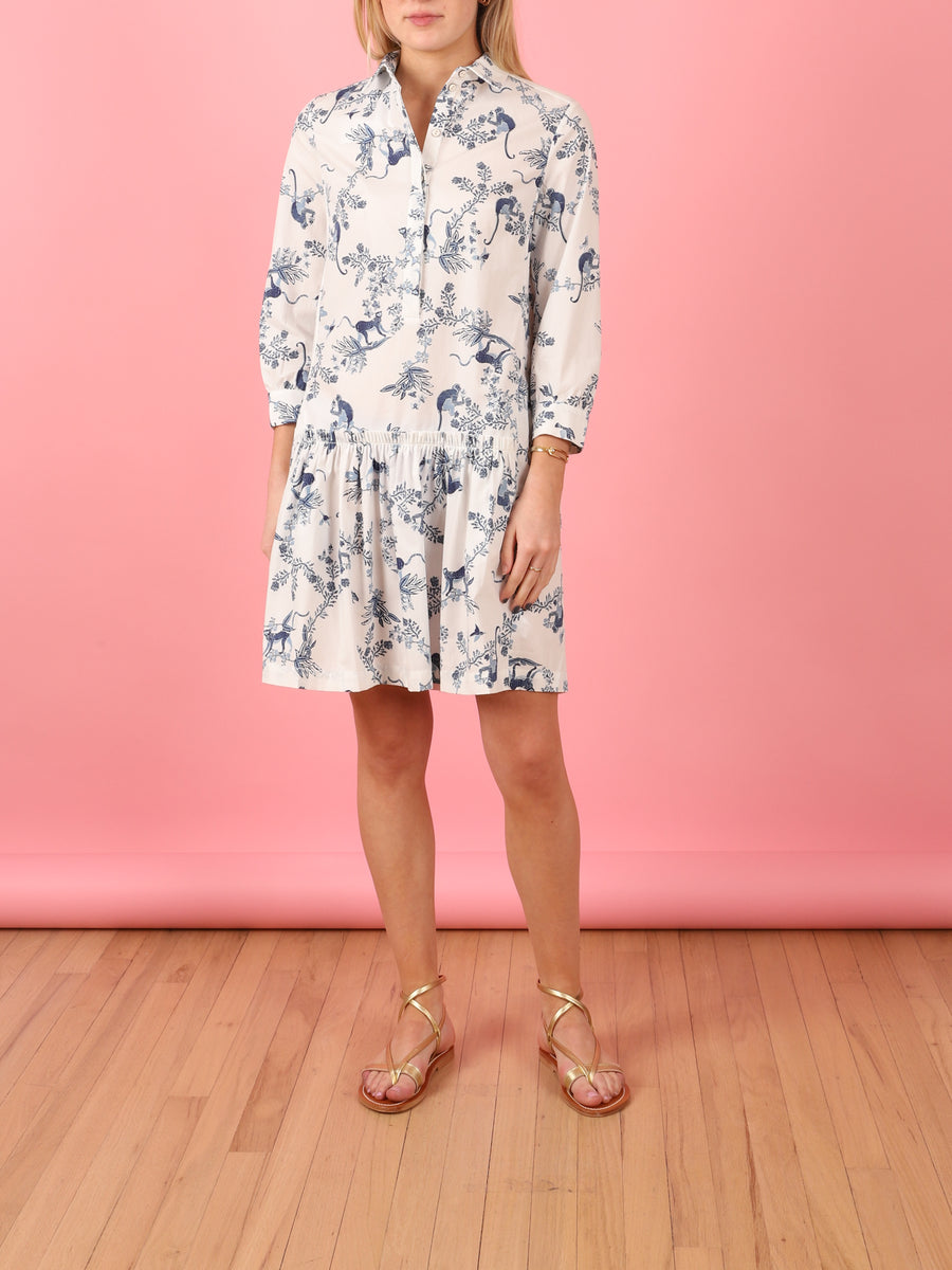 Tilly Shirt Dress