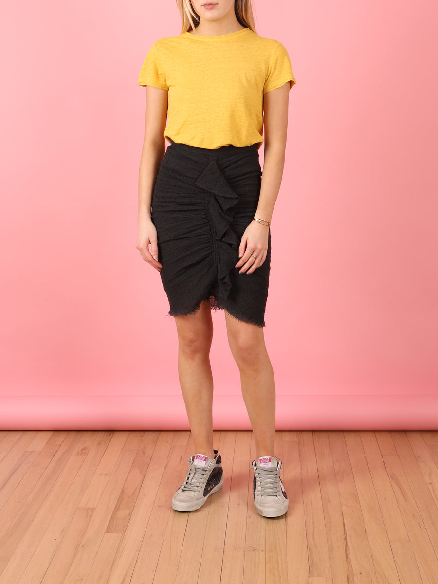 Easy Tee in Citrine