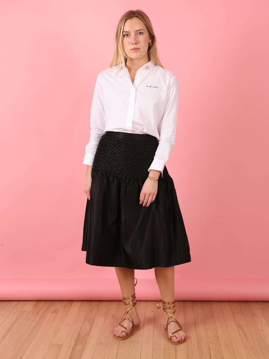 Hellebore Skirt in Black