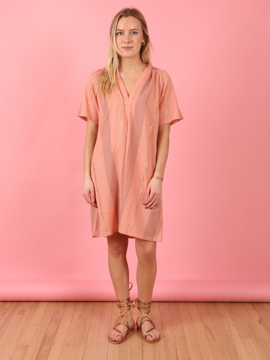 Marnie Dress in Melon