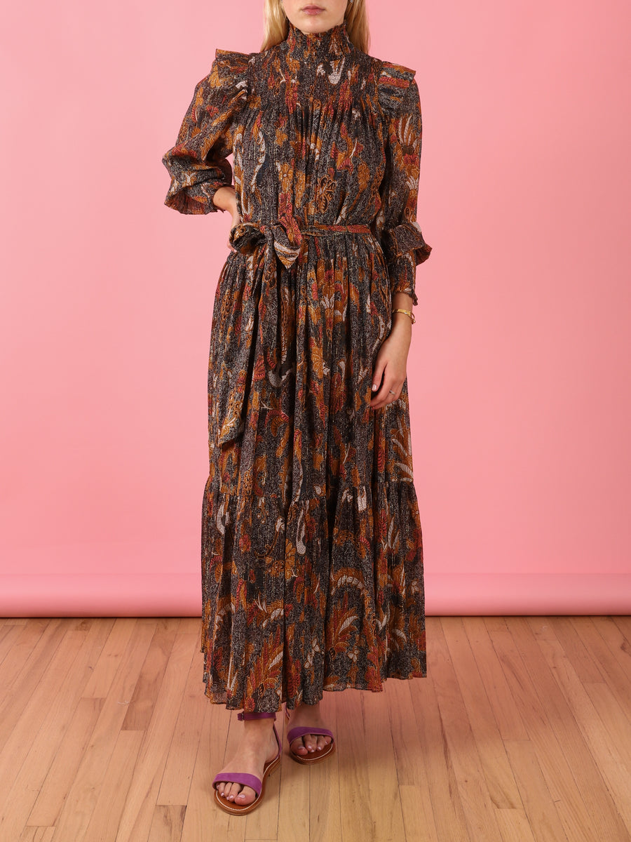 Constantine Dress in Amber
